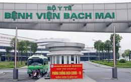 Bệnh viện dã chiến Bạch Mai cơ sở 2 sẵn sàng điều trị bệnh nhân COVID