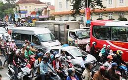 Kêu gọi người Đà Lạt đi xe máy, nhường đường cho ô tô du lịch