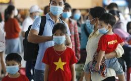 Người dân trở lại Hà Nội sau nghỉ lễ 30/4 và 1/5 buộc phải khai báo y tế