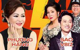 Toàn cảnh drama bà Phương Hằng và dàn sao Vbiz: Mỗi ngày đều réo tên NS Hoài Linh, đòi kiện Hồng Vân, khiến cả showbiz dậy sóng