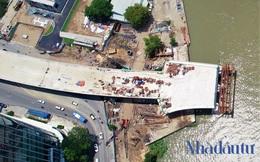 Những công trình nghìn tỷ 'dang dở' tại Khu đô thị mới Thủ Thiêm