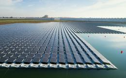 Việt Nam sắp có dự án điện năng lượng mặt trời trên biển đầu tiên