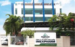 Dược phẩm Imexpharm (IMP): Lợi nhuận quý 1/2021 đạt 42 tỷ đồng, chuẩn bị chia cổ tức bằng tiền tỷ lệ 15%