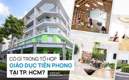 Tổ hợp giáo dục đầu tiên tại Việt Nam: Từ không gian 5 sao, thư viện xịn xò miễn phí đến câu chuyện đồng hành cùng con bằng giáo dục gia đình