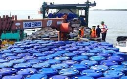 Phát hiện hơn 12.000 lít xăng dầu không có hóa đơn, chứng từ