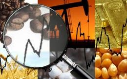 Thị trường ngày 22/5: Giá dầu bật tăng 2% trong khi vàng, đồng, quặng sắt, đường, cà phê đồng loạt giảm