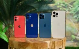 iPhone 12 là smartphone bán chạy nhất toàn cầu