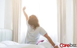 Bất ngờ: 80% vấn đề của con người có thể được giải quyết chỉ bằng cách dậy sớm