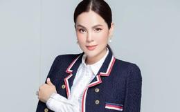 """Phỏng vấn hoa hậu Phương Lê giữa ồn ào với Thái Công: Đừng """"chém gió"""" sự """"sang trọng, đẳng cấp"""" với người thật sự giàu"""