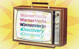 Discovery hợp nhất với Warner Media và giấc mơ đuổi kịp Netflix