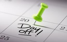 Dành cho dân văn phòng: Nên xin nghỉ phép vào thứ mấy trong tuần?