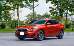 """Đại gia bán BMW X2 giá 1,6 tỷ: """"3 năm chạy 4.700km, xe chỉ cất trong nhà và mang đi bảo dưỡng"""""""
