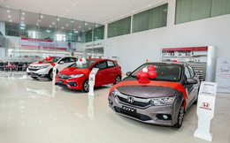 Honda bán 2,1 triệu xe máy, 26.000 ô tô tại Việt Nam trong năm tài chính 2021