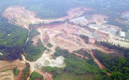 Phó Thủ tướng 'lệnh' xử lý dứt điểm việc xây biệt thự trên đất rừng ở Vĩnh Phúc