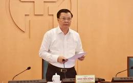 Bí thư Đinh Tiến Dũng: Chưa xem xét giãn cách xã hội toàn thành phố Hà Nội