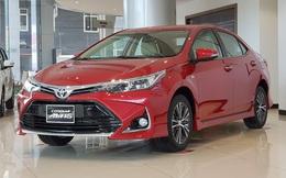 Toyota Corolla Altis ưu đãi khủng hơn 80 triệu, đe dọa Elantra và Civic, chuẩn bị đón mẫu mới về Việt Nam