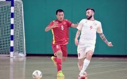Việt Nam lần thứ hai đoạt vé dự VCK Futsal World Cup