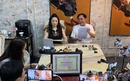"""Ê-kíp hùng hậu đứng sau những livestream """"khủng"""" của doanh nhân Phương Hằng"""