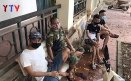 Tụ tập ăn nhậu ở Bắc Giang, 5 người bị phạt 200 triệu đồng, 1 người bị khởi tố