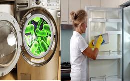 """4 đồ vật trong nhà chứa cả """"ổ vi khuẩn"""", bẩn hơn cả bồn cầu: Vệ sinh ngay lập tức nếu không muốn rước bệnh vào người"""