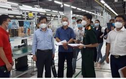 8 doanh nghiệp tại Bắc Giang đăng ký khôi phục sản xuất