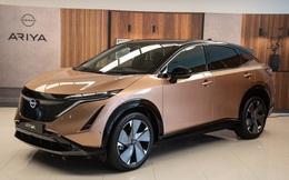 Nissan Ariya được đăng ký tại Việt Nam: Đàn em X-Trail mang động cơ điện, đối đầu VinFast VF e34
