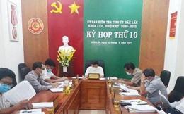 Ba lãnh đạo một huyện ở Đắk Lắk bị xem xét kỷ luật