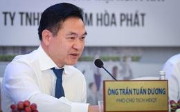 Phó chủ tịch HĐQT Hòa Phát hoàn tất tặng lượng cổ phiếu trị giá hơn 750 tỷ cho 3 người con