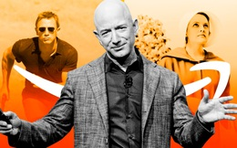 Chi gần 8,5 tỷ USD, liệu MGM có trở thành 'tấm vé vàng' giúp Amazon thống trị Hollywood?