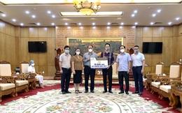 Nhiều doanh nghiệp bất động sản chung tay ủng hộ Bắc Giang, Bắc Ninh chống dịch