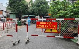 TP HCM: Thần tốc lấy mẫu xét nghiệm cho 900 cư dân chung cư ở quận 12