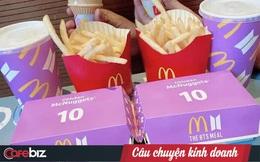 Cộng đồng fan BTS Việt Nam vừa chi 1,2 tỷ đồng mua hết sạch 10.000 suất McDonald's chỉ trong 1 ngày, chỉ trích hãng gà rán in nhầm poster đối thủ của idol
