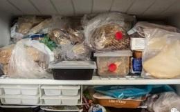Chỉ cần bỏ vào ngăn đá tủ lạnh, mọi thực phẩm đều không có hạn sử dụng? Đây là ý kiến của chuyên gia