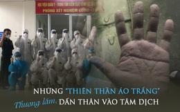 """Cảm động hình ảnh các """"chiến sĩ áo trắng"""" lên đường chi viện cho tâm dịch Bắc Giang: Đã là đợt dịch thứ 4 nhưng tinh thần quyết chiến quyết thắng vẫn y như ngày đầu!"""