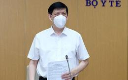 Bộ trưởng Bộ Y tế: Việt Nam đã xuất hiện biến chủng SARS-CoV-2 mới, chúng tôi sẽ công bố trên bản đồ gene thế giới