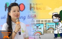 MC Minh Trang và dự án giáo dục gửi tặng 1.000 phần quà cho con em các nhân viên y tế đang trực tiếp chống dịch dịp 1/6: Con háo hức, bố mẹ chống dịch vẹn tròn
