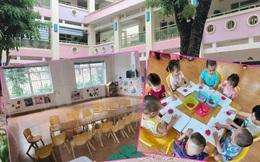 Mẹ Sài Gòn review trường mầm non ai nghe cũng mê: Trường có vườn rau, hồ cá, bé được học nhiều kỹ năng nhưng học phí thì dưới 2 triệu đồng