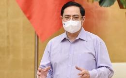Thủ tướng chỉ đạo dập dịch ở Bắc Giang: Phòng chống dịch với phương châm '5K+vaccine+công nghệ'