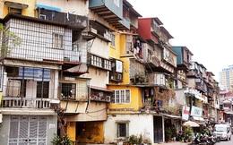 Hà Nội: Sắp cải tạo chung cư cũ Giảng Võ, Thành Công, Ngọc Khánh