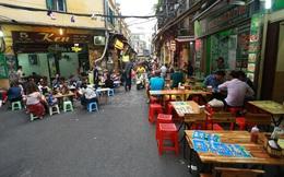 Hà Nội: Đóng cửa quán ăn đường phố, cà phê, trà đá vỉa hè từ 17h ngày 3/5