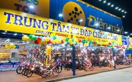 Thế Giới Di Động bán xe đạp: Căng bạt, tận dụng mặt bằng sẵn có nhưng mục tiêu doanh thu 400 tỷ năm 2021