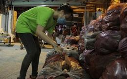 Nhiều nơi hỗ trợ tiêu thụ khoai lang tím Nhật giá 5.000 – 9.000 đồng/kg