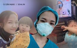 """Nữ điều dưỡng vào tâm dịch Bắc Giang: """"Mỗi lần làm xét nghiệm, tất cả chúng tôi đều nín thở. Nhỡ thành F0 thì sao?"""""""