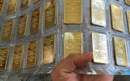 Giá vàng trong nước bất ngờ tăng vọt vượt 57 triệu đồng/lượng