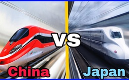 Giải mã cuộc đua thống trị đường sắt cao tốc giữa Trung Quốc và Nhật Bản