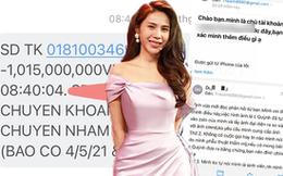Khán giả chuyển nhầm 30 triệu đồng đáp trả 4 điều với ekip Thuỷ Tiên: Làm rõ chi tiết giấy tờ cá nhân và bị netizen nói ăn chặn tiền?