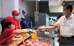 Ngày đầu TP HCM giãn cách xã hội: Hàng hóa dồi dào, giá cả ít biến động