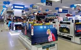 """Cận kề mùa Euro, thị trường TV vẫn """"nguội"""""""