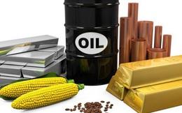 Thị trường ngày 4/5: Giá dầu, vàng, khí gas đồng loạt tăng, ngô đạt đỉnh 8 năm