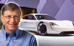 Bộ sưu tập xe đáng ngưỡng mộ của tỷ phú Bill Gates